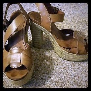 Mia platform heels